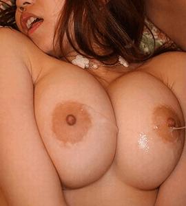人妻との濃密セックス画像
